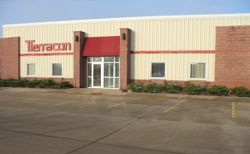 Bettendorf, IA, Materials Consulting Engineering - Terracon