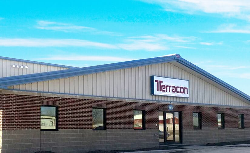 Fargo Testing Lab For Geotechnical Services Terracon