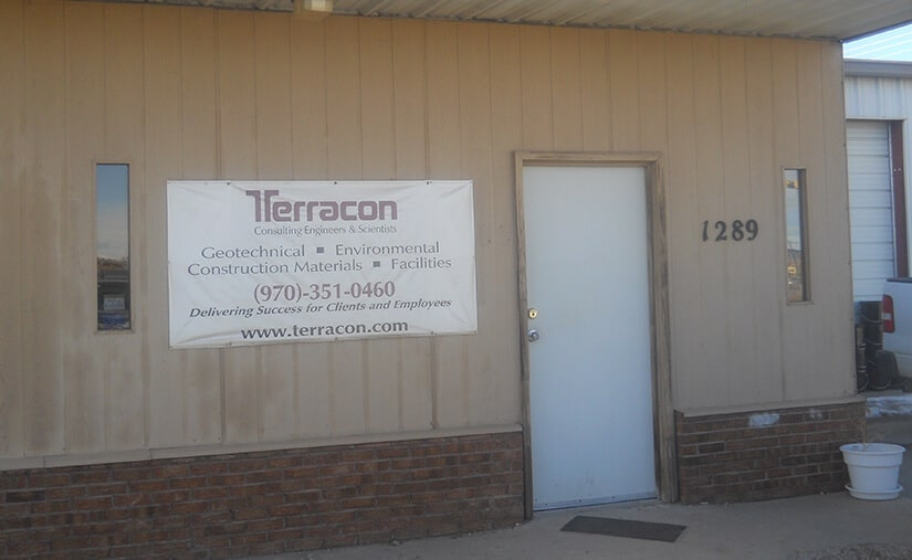 Greeley Geotechnical & Materials Testing | Terracon