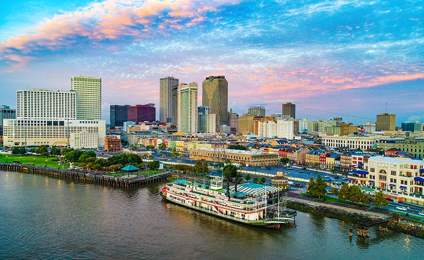 Terracon's New Orleans office