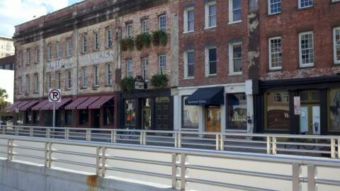 Main pic of Savannah downtown