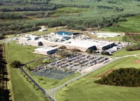 Terracon provided an earthquake risk assessment to the Columbia Nuclear Fuel Plant.