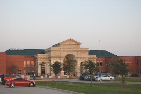 Cypress Woods High School, Houston, Texas