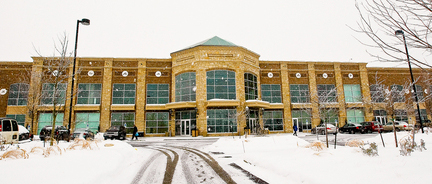 Terracon provided geotechnical engineering, materials testing and other consulting services to the Lifetime Fitness facility in Beachwood, OH.