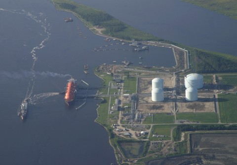 Gas Companies In Ga >> Southern LNG Elba Island Terminal   Terracon