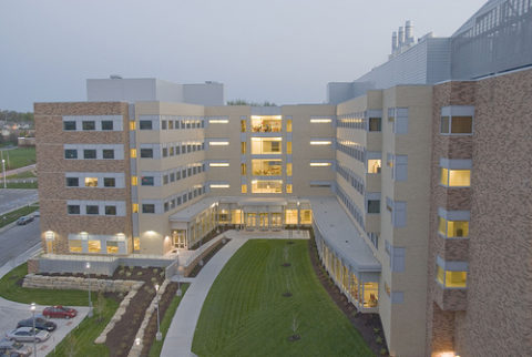 University of Missouri - Kansas City Health Sciences Building, Kansas City, Missouri