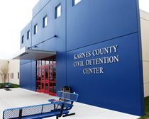 Karnes County Civil Detention Center Construction Geotechnical Testing provided by Terracon