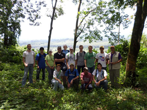 Dan Israel and other Terracon engineers traveled to Guatemala as part of Engineers Without Borders