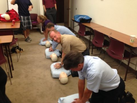 Phoenix Office_CPR_Training