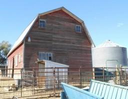 1910 Weld County History Barn