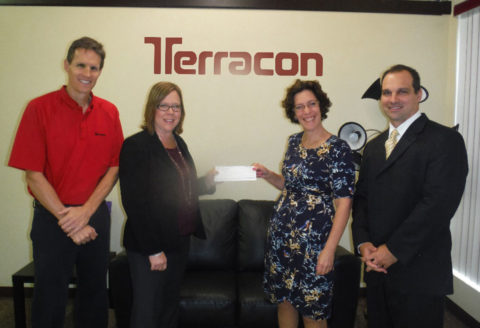 Terracon university grants awarded to the University of South Florida for brownfield research.