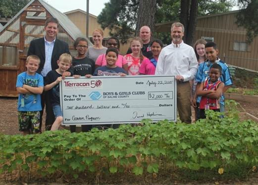The Terracon Foundation Supports Communities