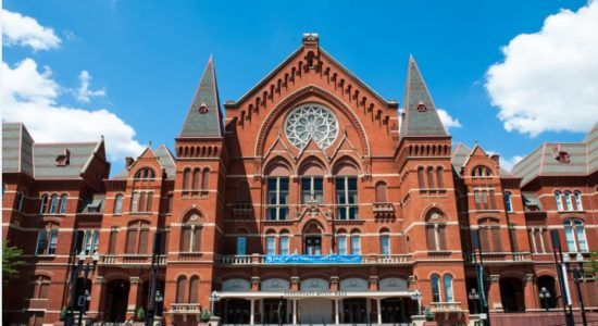 Terracon provided geotechnical consulting and foundation testing on Cincy Music Hall.