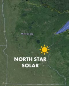location of North Star Project