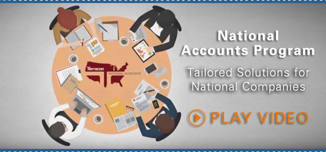 Terracon National Accounts Program