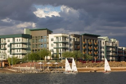 Terracon Provided A Full Range Of Development Services For This  Multi Family Residential Site Located On The North Bank Of The Tempe Town  Lake Including ...