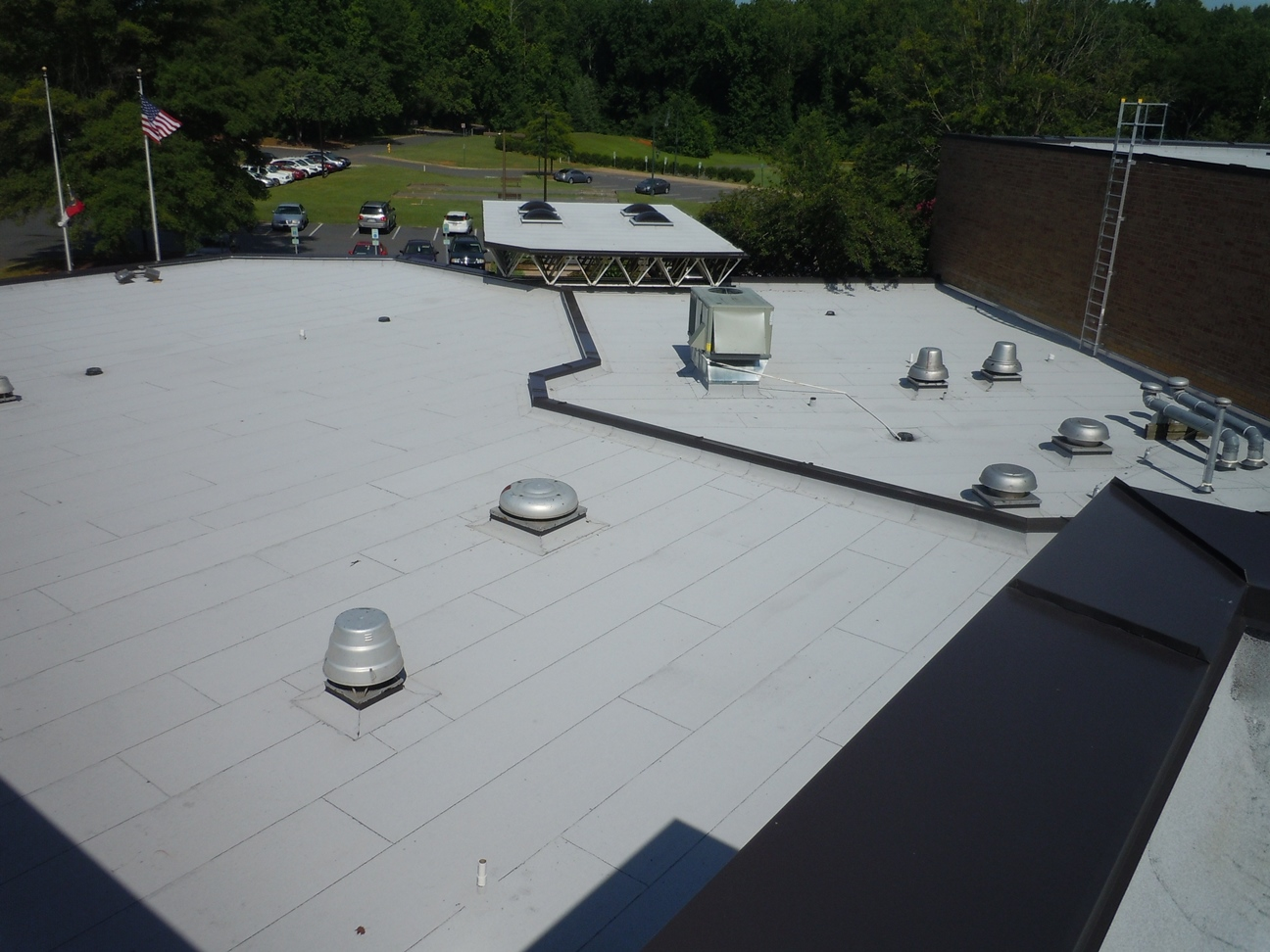 Modified Bitumen Roofing A High Performance Option