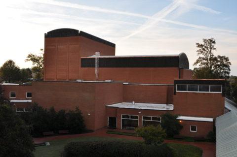 Brooks Center Exterior