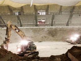 U of I arena construction included services from Terracon including asbestos abatement and other environmental consulting services.