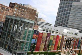 Terracon provided construction materials testing and engineering services on the KCMO Public Library.