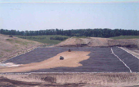 Terracon has provided geotechnical and environmental engineering consulting services to the Beech Hollow Landfill.