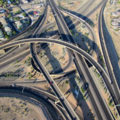 Terracon provided geotechnical engineering and design services for the I-40/Coors Blvd interchange in New Mexico.
