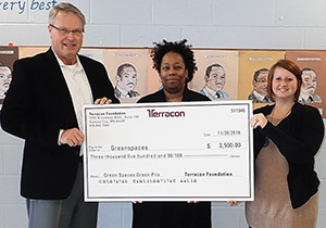 The Terracon Foundation - Supporting Our Communities