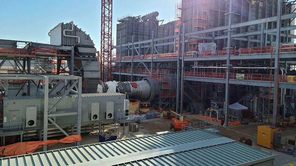 Indeck power station