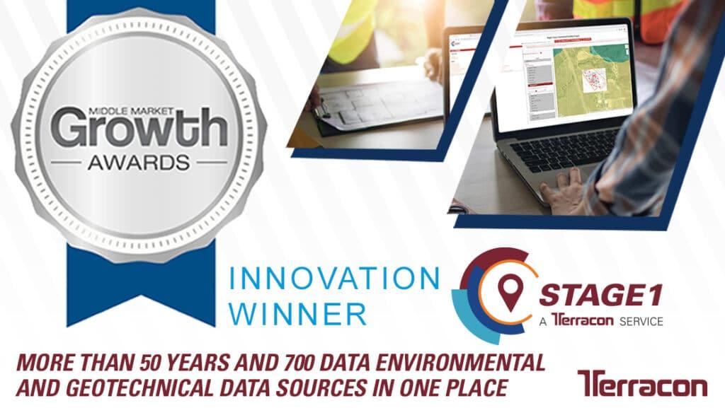 Stage1 wins MMG Innovation award