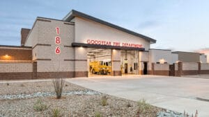 Goodyear, AZ firehouse