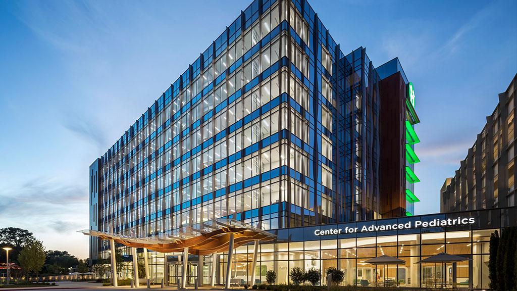Center for Advanced Pediatrics at Children's Healthcare of Atlanta.