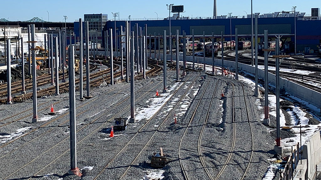 iTrams on Green Line Extension project