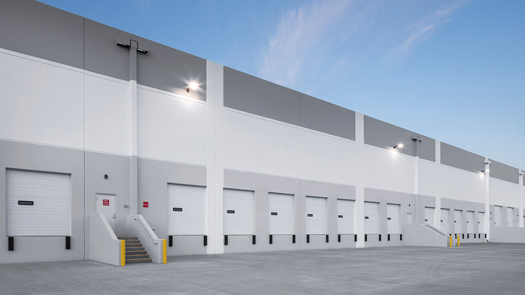 Sacramento logistics project